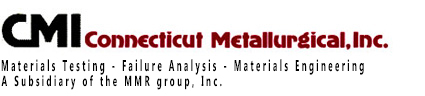 Connecticut Metallurgical Inc.